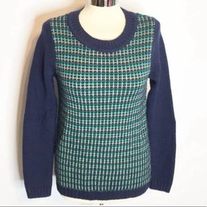 Boden texturized wool sweater
